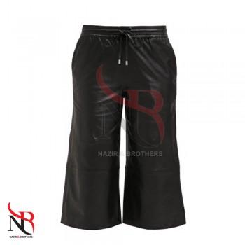 Leather Women Pants